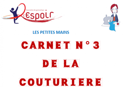 Clipart carnet3 couturiere