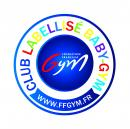 Ffgym logo club labellise baby gym