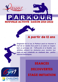 Tract parkour version 16 05 21
